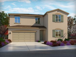 Residence 3 - Encore at Meadowlands: Lincoln, California - Meritage Homes