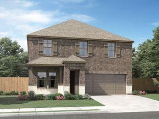 The McCoy (860) - Arcadia Ridge - Premier Series: San Antonio, Texas - Meritage Homes