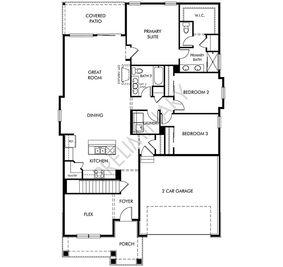 Deercreek - Buffalo Highlands: Commerce City, Colorado - Meritage Homes