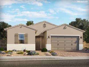 Lark - McClellan Ranch - Reserve Series: Laveen, Arizona - Meritage Homes