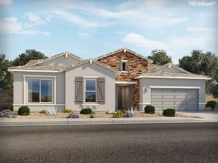 Palmer - Retreats at Twin Peaks: Tucson, Arizona - Meritage Homes