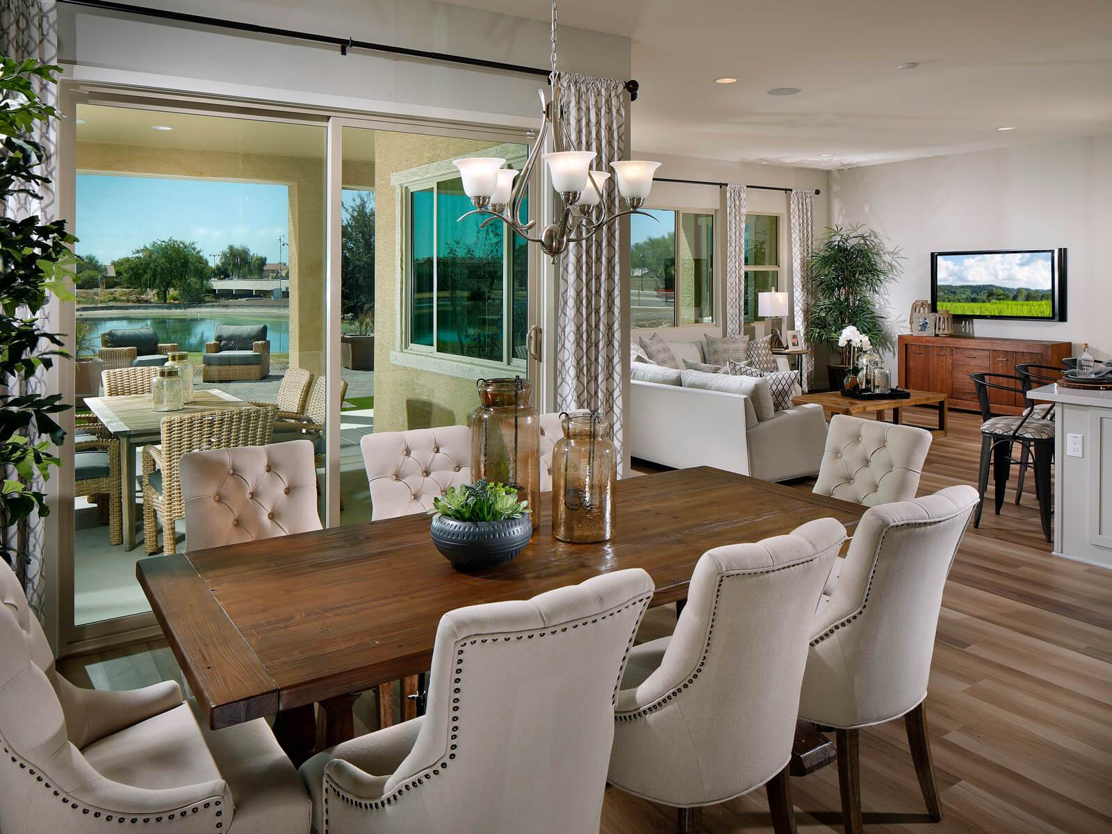 Living Area featured in the Redding By Meritage Homes in Phoenix-Mesa, AZ