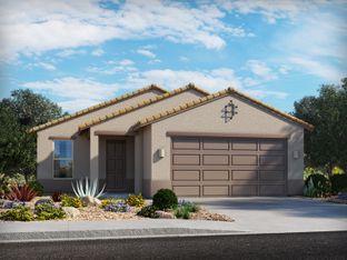 Bowie - The Preserve at Province: Maricopa, Arizona - Meritage Homes
