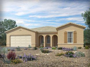 Redding - The Estates at Province: Maricopa, Arizona - Meritage Homes