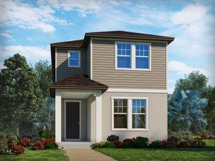 Hughes - Highland Ridge: Orlando, Florida - Meritage Homes