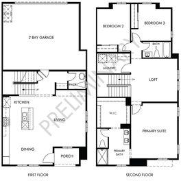 Residence 4 - Harvest at Rancho Mission Viejo: Rancho Mission Viejo, California - Meritage Homes