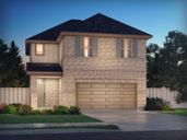 Harper's Preserve - Traditional Series by Meritage Homes in Houston Texas