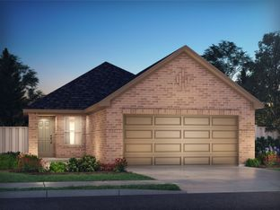 The Carlsbad (345) - Harper's Preserve - Traditional Series: Conroe, Texas - Meritage Homes