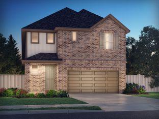 The Gateway (390) - Harper's Preserve - Traditional Series: Conroe, Texas - Meritage Homes
