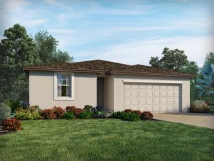 Bluebell - Alford Oaks: Haines City, Florida - Meritage Homes
