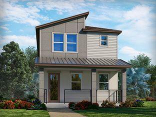 Hurston - Silver Springs Bungalows: Saint Cloud, Florida - Meritage Homes
