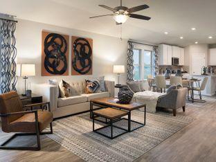 The Allen (840) - Scenic Crest - Premier Series: Boerne, Texas - Meritage Homes
