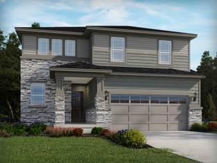 Silversage - Buffalo Highlands: Commerce City, Colorado - Meritage Homes