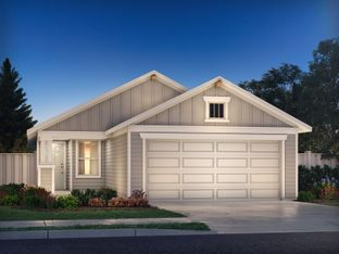 The Congaree (340) - Turner's Crossing - Americana Collection: Buda, Texas - Meritage Homes