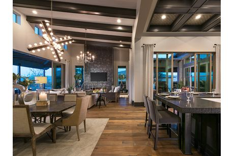 Greatroom-and-Dining-in-Valencia-at-Monterey at Verde River-in-Rio Verde