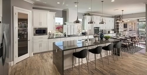 Kitchen-in-Broadmoor Plus-at-Mollina at Sedella-in-Goodyear