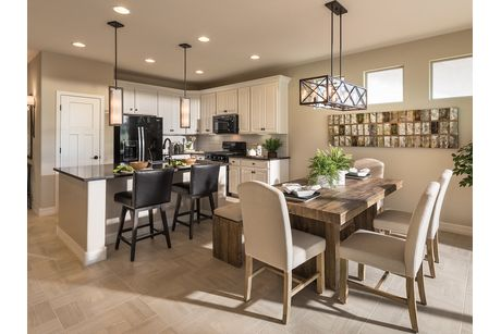 Kitchen-in-Marbella-at-Villas at Province-in-Maricopa