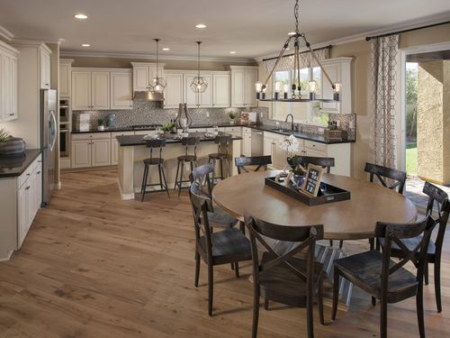 Kitchen-in-Coronado-at-Chaparral Canyon at Vistancia-in-Peoria