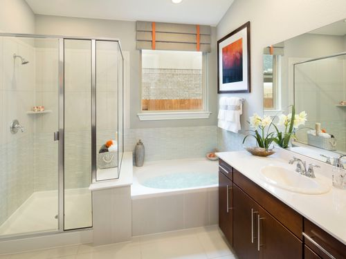 Bathroom-in-The Holly-at-Terrace Oaks - Reserve Series-in-Corinth