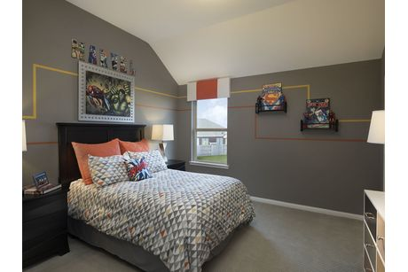 Bedroom-in-The Yorkshire (5004)-at-Riverstone Ranch - The Manor - Estate-in-Pearland