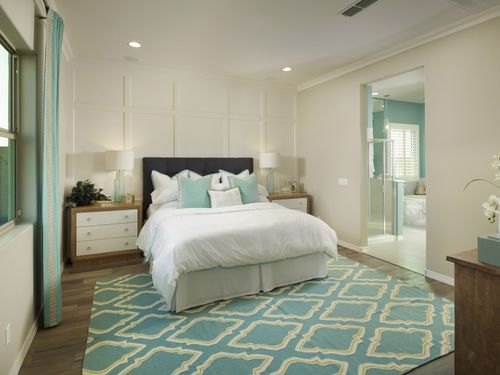 Bedroom-in-Sierra-at-Chaparral Canyon at Vistancia-in-Peoria