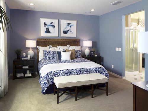 Bedroom-in-Sierra-at-Stoneledge at North Canyon-in-Phoenix