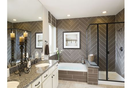 Bathroom-in-The Berkeley (5011)-at-Concord at Brushy Creek - Estate-in-Round Rock