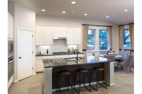 Kitchen-in-The Spruce (4019)-at-Trails at Westpointe - Woodland Collection-in-San Antonio
