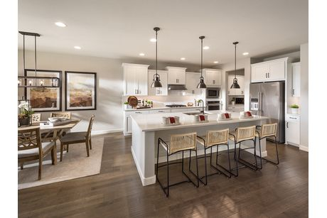 Kitchen-in-Clarkdale-at-Heritage at Gladden Farms-in-Marana