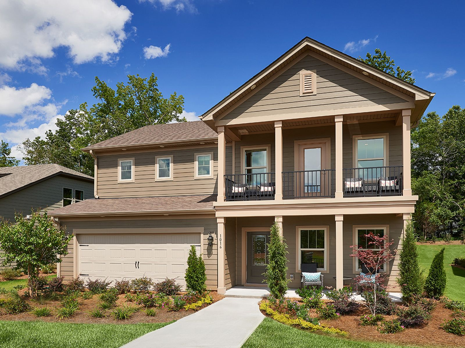 Ellington Downs - The Gardens Collection in Monroe, NC, New Homes ...