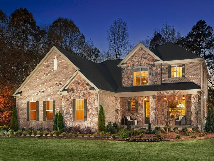 Create memories that last a lifetime in your new Meritage home