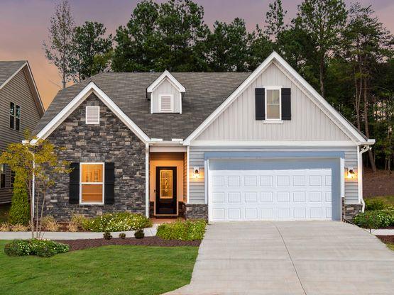 Jordan Manors Enclave,27562