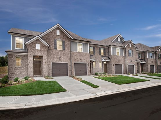 Welcome to Holland Ridge Townhomes