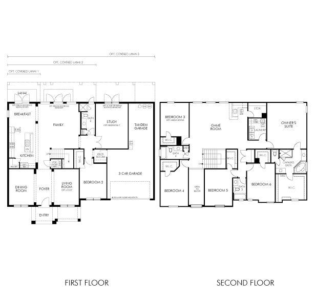 Meritage Floor Plans Meze Blog