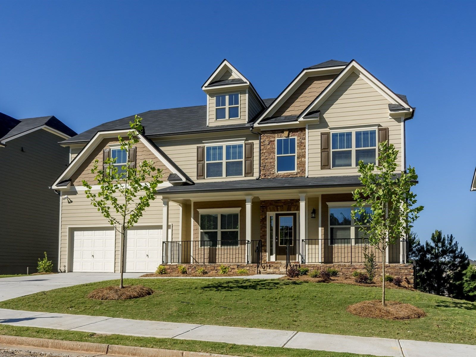 Search atlanta new homes find new construction in atlanta ga for Find a home builder