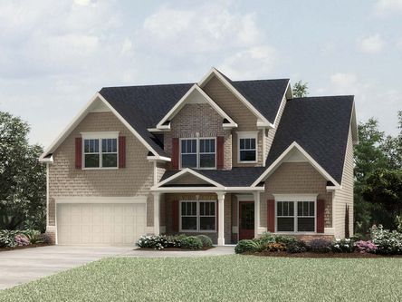 Atlanta New Homes 6 831 Homes For Sale New Home Source