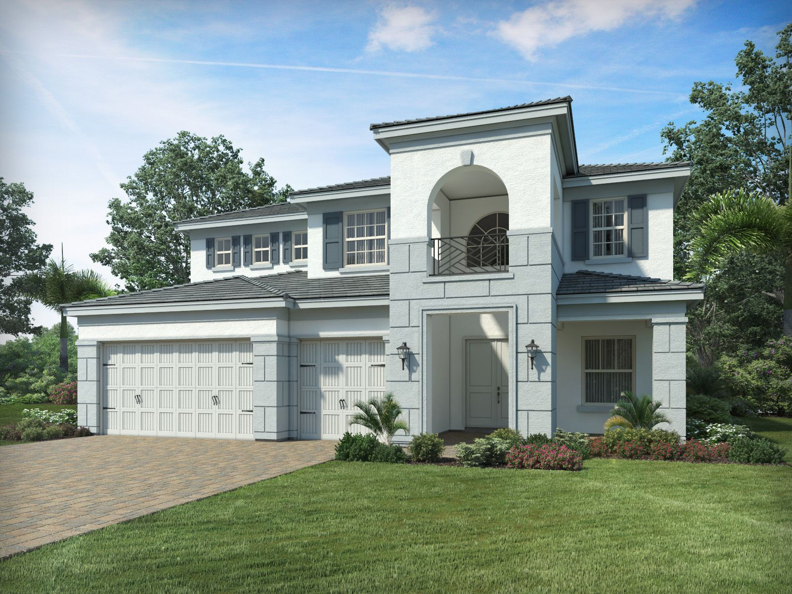 New construction homes and floor plans in palm beach - New construction palm beach gardens ...