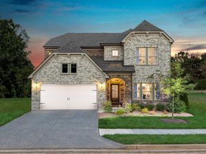 homes in The Fairways at Foxland Harbor by Meritage Homes
