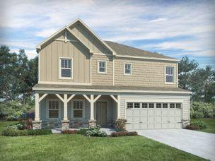 Arbor Green in Sugar Hill, GA, New Homes & Floor Plans by Meritage Homes