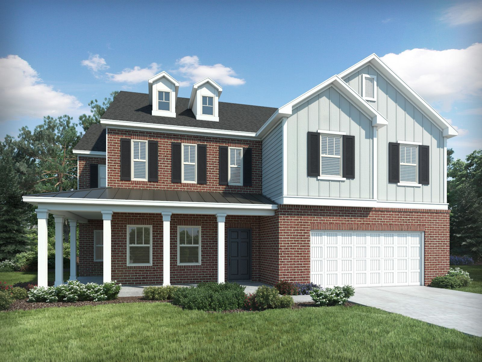 New Home Construction Plans In Atlanta Ga View 6 359