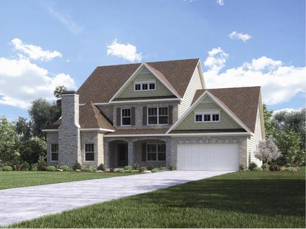 Kilgore Farms By Meritage Homes In Greenville Spartanburg South Carolina
