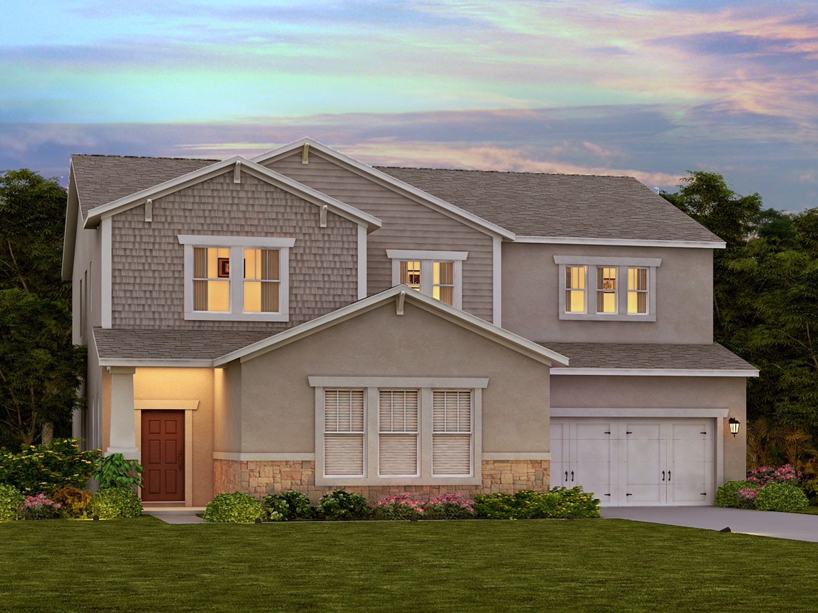 Serenity Creek in Bradenton, FL, now available for showing by Anthony Santiago