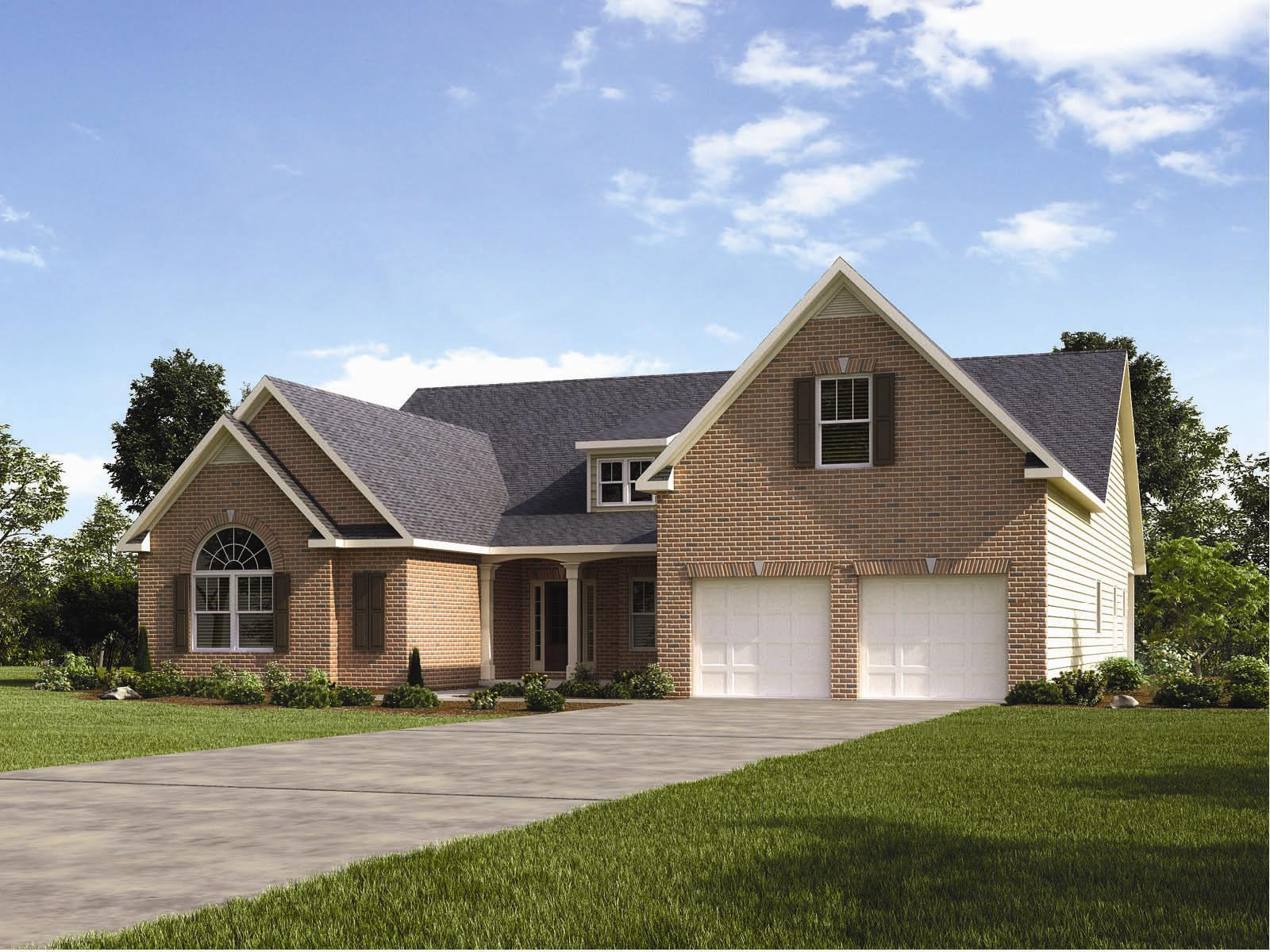 New construction homes plans in greenville county sc for House plans greenville sc