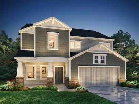 13 Meritage Homes Communities in Apex, NC | NewHomeSource