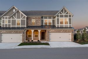 homes in The Greens at Foxland Harbor by Meritage Homes