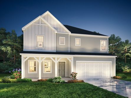 Lost River Providence By Meritage Homes In Greenville Spartanburg South Carolina
