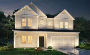 Bridgewater by Meritage Homes in Greenville-Spartanburg South Carolina