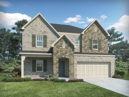 Saxon Place by Meritage Homes in Charlotte South Carolina
