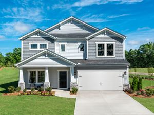 homes in Saxon Place by Meritage Homes