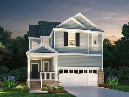 New Homes by Meritage Homes in Raleigh-Durham-Chapel Hill